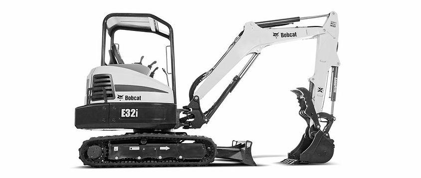 Alexandria Equipment Rental Bobcat Becker Excavator Skid-Steer Equipment Rental Alexandria MN Excavator Rental Alexandria MN