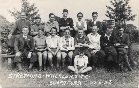 Our earliest found photo - 1943