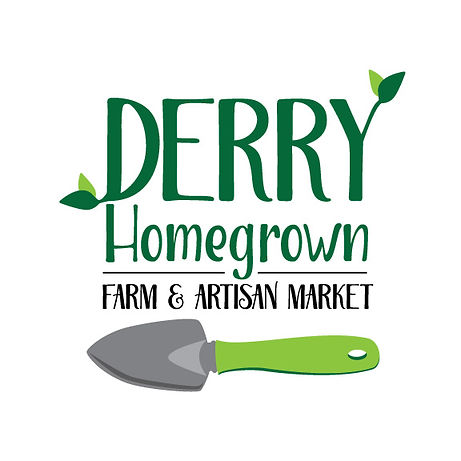 Derry Farmers Market, Derry Homegrown Farm & Artisan Market, Derry New Hampshire, Wednesday 3pm-7pm 2017