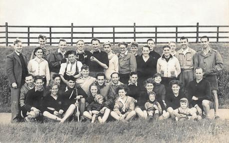 1948 - post race posing