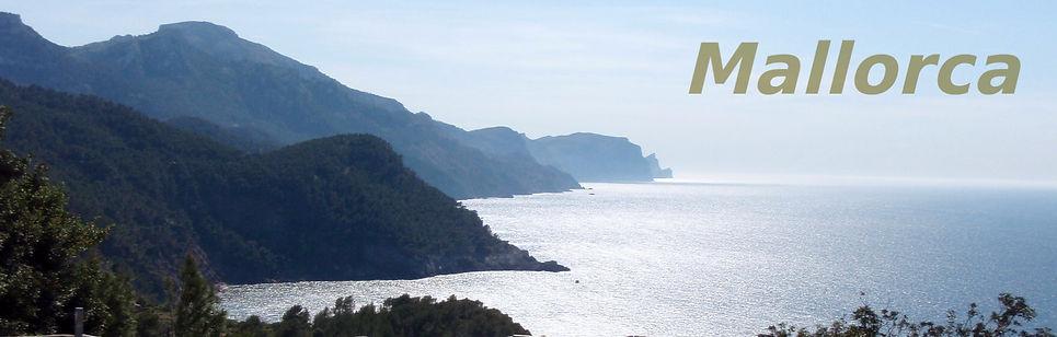 Mallorca NW coastline