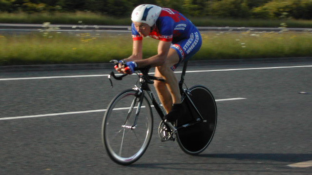 Phil Lawton at Ranby (on the A1)
