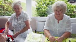 Maureen & Chris, sorting numbers and pins