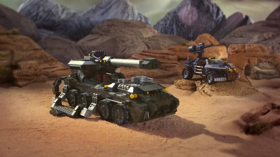 MegaBloks: Halo TVC