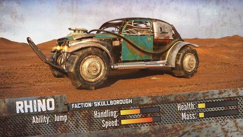 Rootloop Games: Vehicle Profile