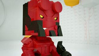 MegaBloks: Kubros Social - Hellboy