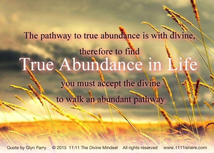 True-Abundance-in-Life-