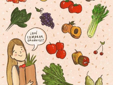 ¿Qué comprar orgánico?