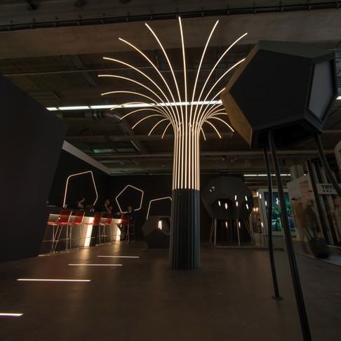 Liniled Light&Building 2018