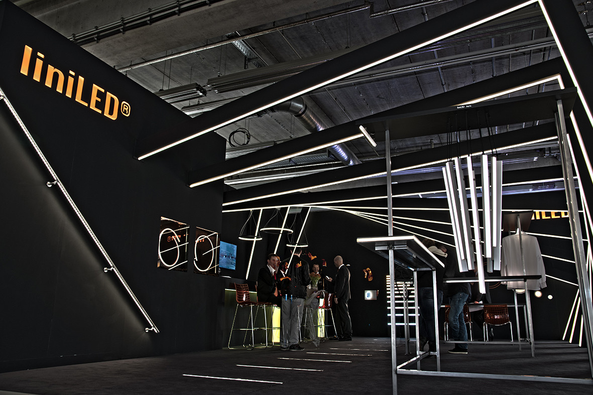 Beurs Light&Building 2016 LiniLED
