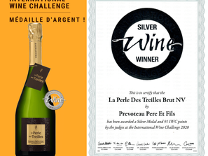 International Wine Challenge 2020