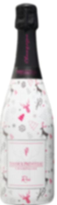 Champagne_Rosé_brut_Edition_limitée_Hive