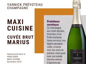 "Maxi Cuisine Magazine                        ""Hors série "" Noël 2019"