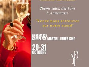 26ème Salon des Vins de Annemasse