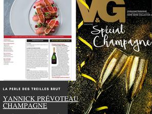 """Vins & Gastronomie """"Spécial Champagne"""" Découvrez la recette de"""