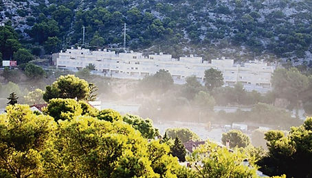 Polución Garraf