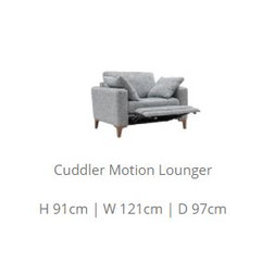 Cuddler Recliner