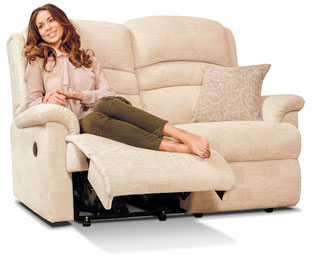 olivia 2 seater recliner