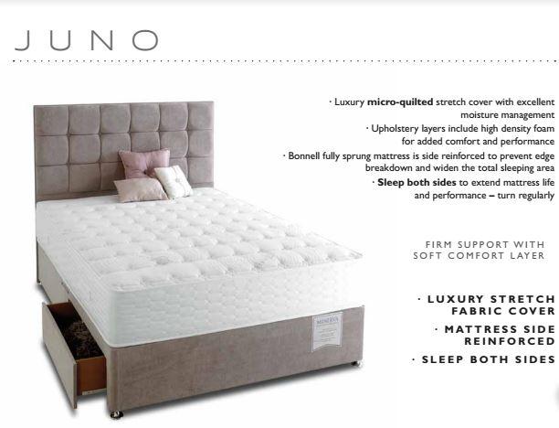 Juno bed highgrove minerva