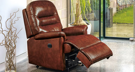 Standard Recliner Leather