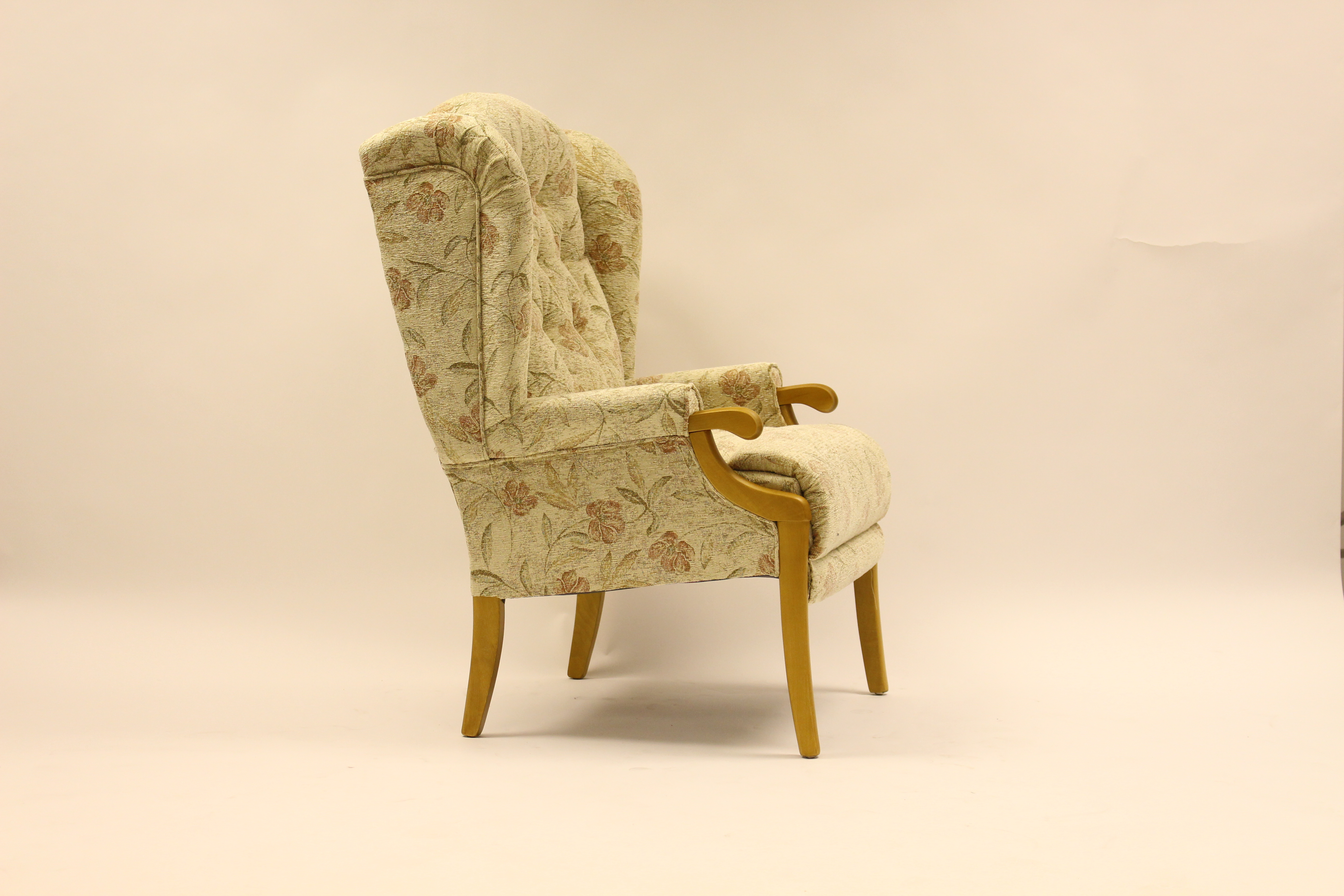Abbey Showood Chair Teak VN01