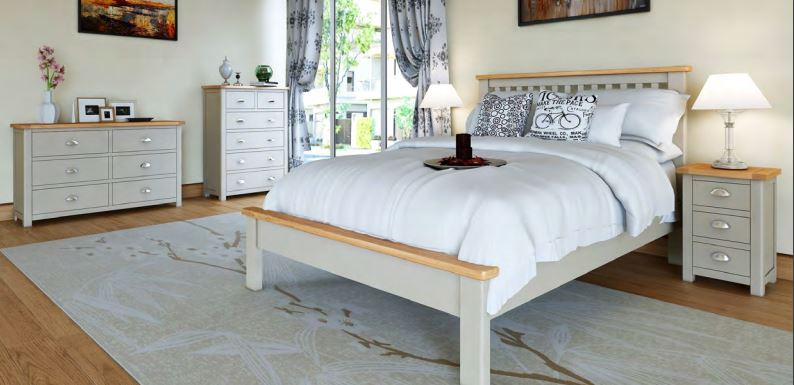 Clifton stone bedroom