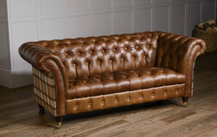 Bowness sofa leather