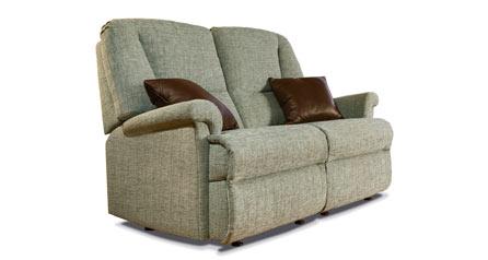 Milburn Std Fixed 2str sofa
