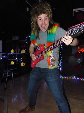 Henry Skool of Rock!
