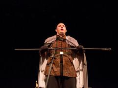 Prospero's final speech