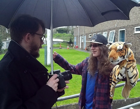 tiger interviews!