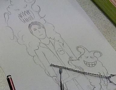 Jonathan's artwork