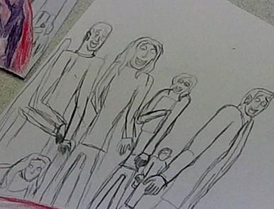 Ashley's artwork