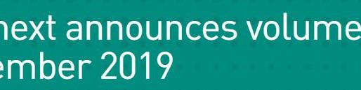 EURONEXT ANNUNCIA I VOLUMI DI SETTEMBRE 2019