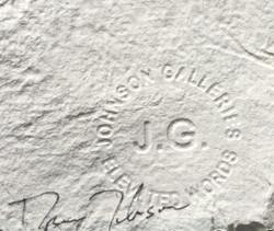Johnson Seal and Signature