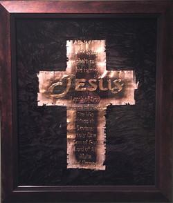 Cross: Names of Jesus