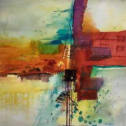 Color Bursting