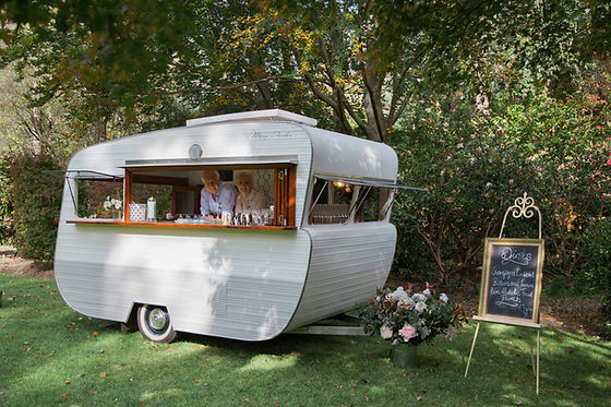 Little Vintage Bar and Van is a caravan bar in Adelaide