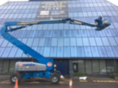 Sign Installation