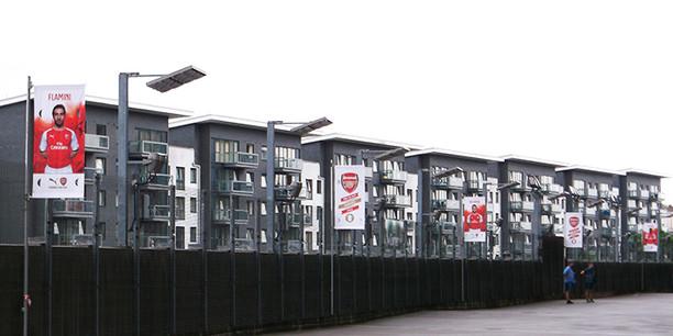arsenal football ground