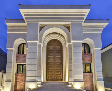 Mirage City Mansion