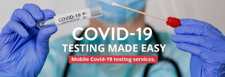 On site Covid Testing