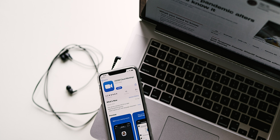 Webinar - Remote Working Leadership Workshop
