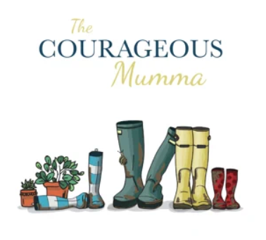 I AM ME FOUNDER, CLAIRE, JOINS THE COURAGEOUS MUMMA PODCAST