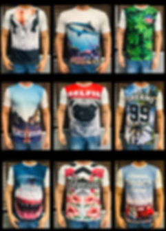 tshirts wholesale sublimation cymk bangk