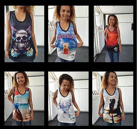 singlets tshirts wholesale thailand expo