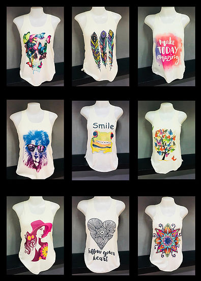singlets tshirts wholesale thailand expo
