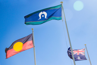 Official flags of Australia: the Austral