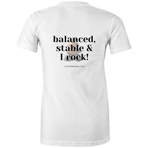 T-Shirt. Balanced - Stable & I Rock.jpg
