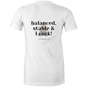 T-Shirt. Balanced - Stable & I Rock.jpg